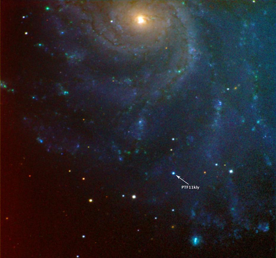 dark matter super nova - photo #3