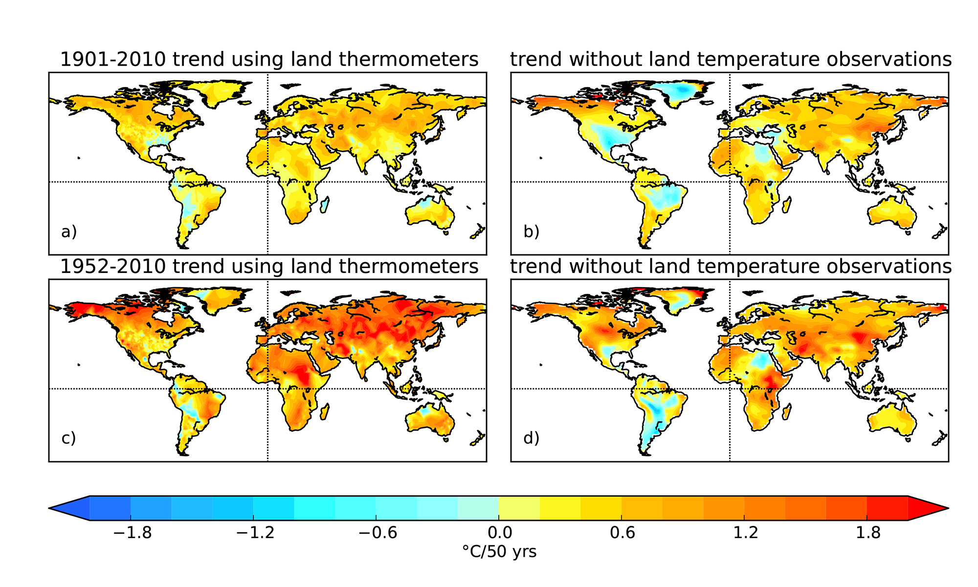 Special Feature Supercomputers Map Our Changing Climate