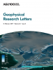 2019 Geophysical Research Letters