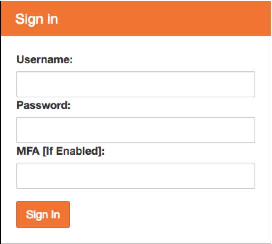 使用NIM用户名和密码登录